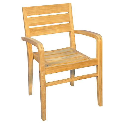 Manhattan Stacking Chair