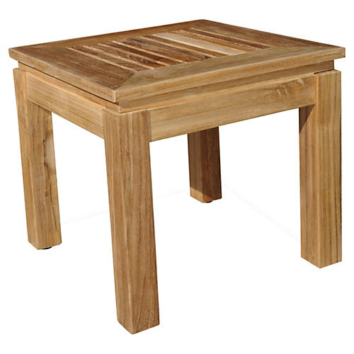 "Block Island 20"" Side Table"