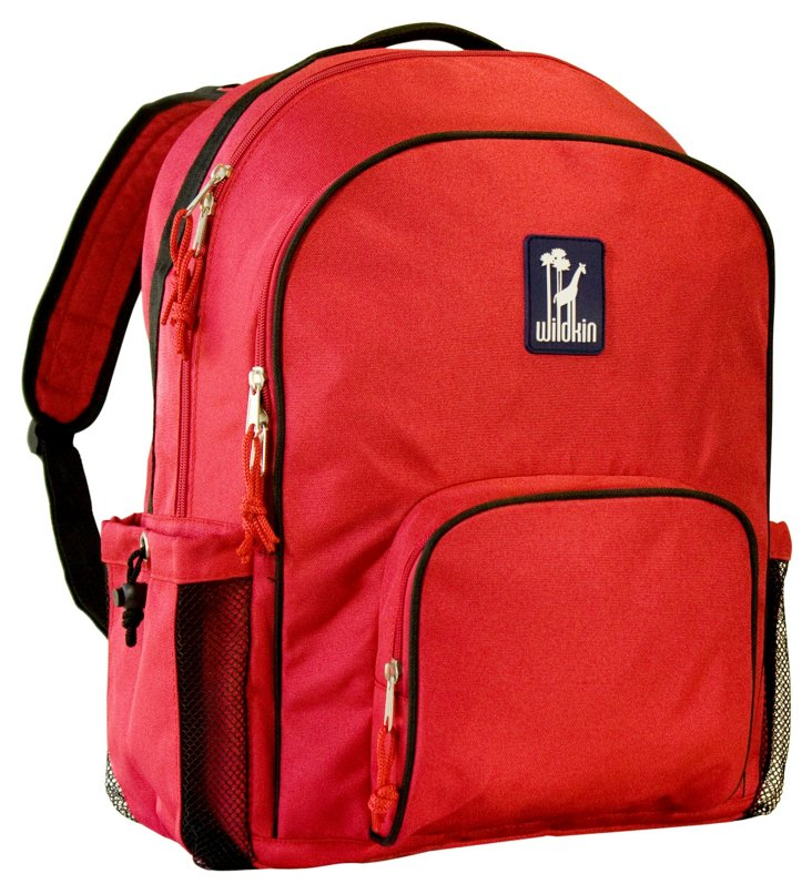 Cardinal Red Macropak Backpack