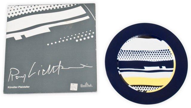 Lichtenstein Plate