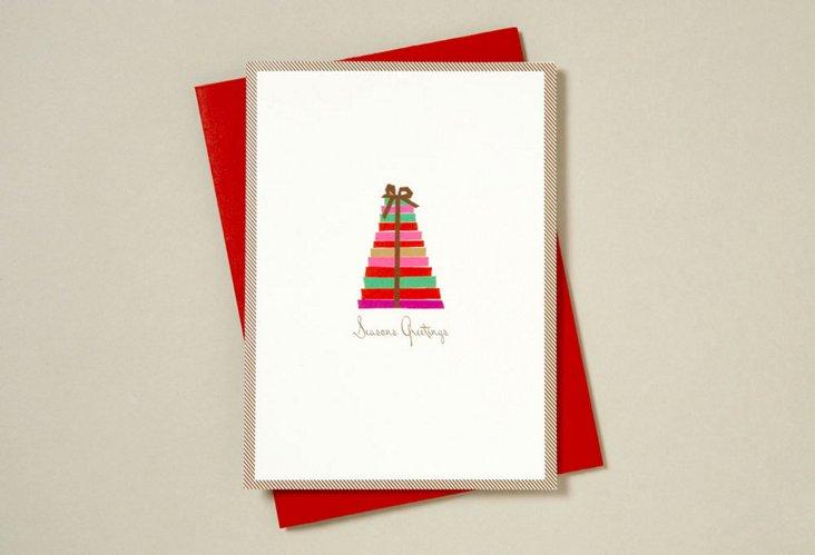 S/12 Season's Greetings Cards