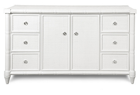 Florence Cabinet, White*