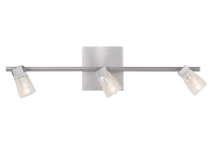 James 3-Light Wall Bar