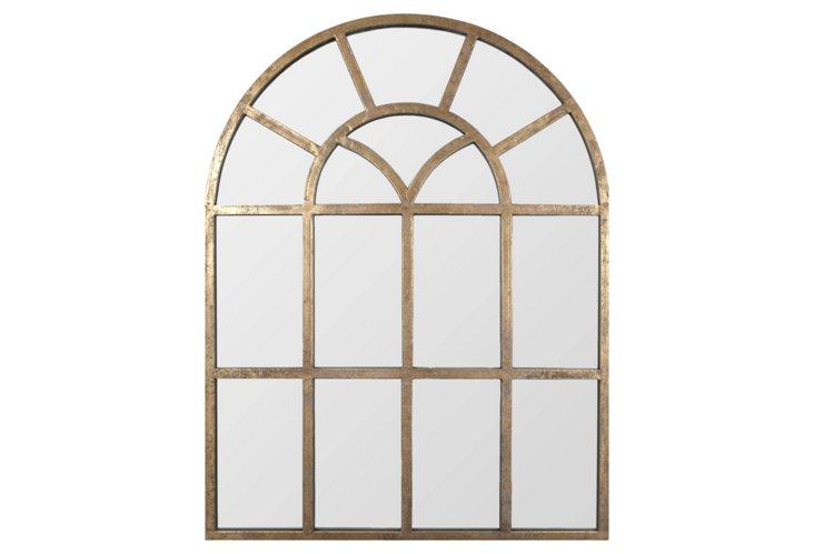 Metal Arche Mirror