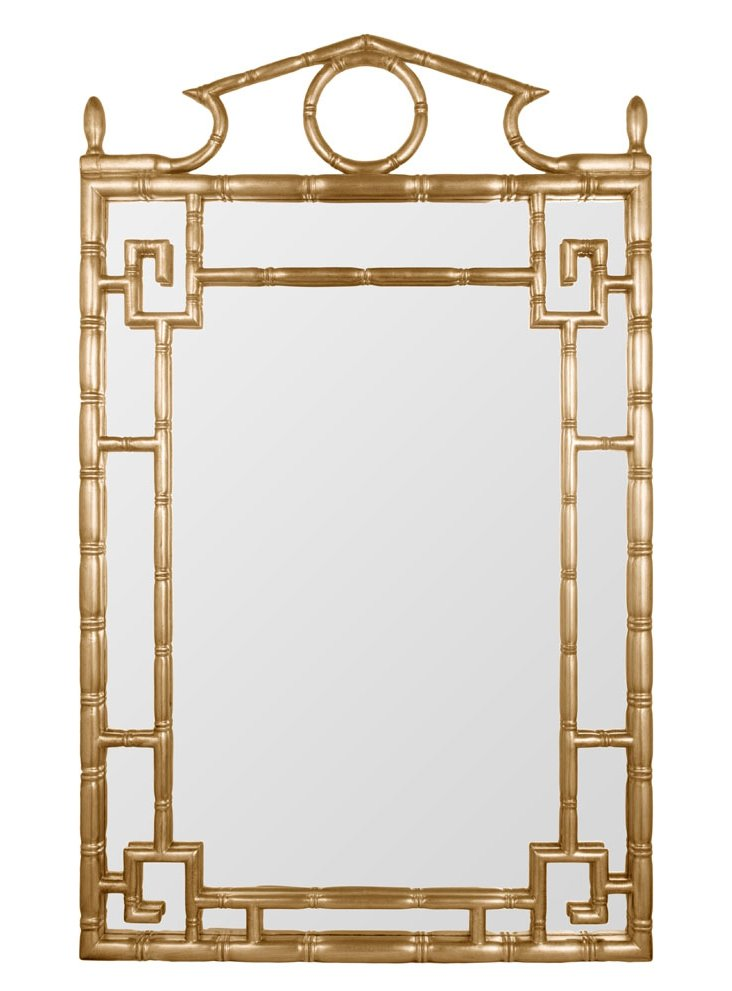 Pagoda Mirror