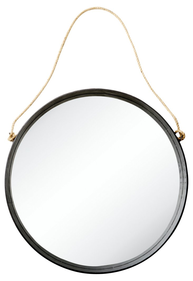 Iron & Rope Mirror