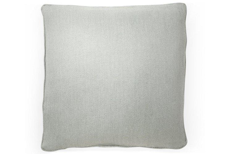 Adlington 20x20 Pillow, Seafoam