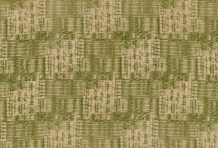 Rumba Fabric, Green