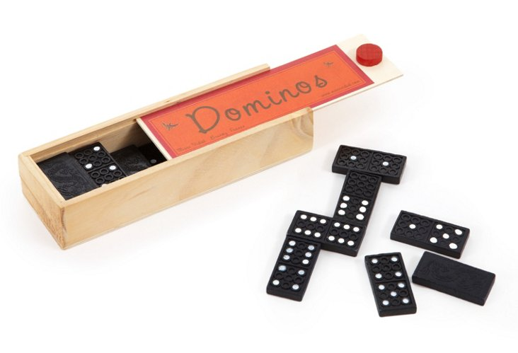 Dominos in Wood Box Set/2