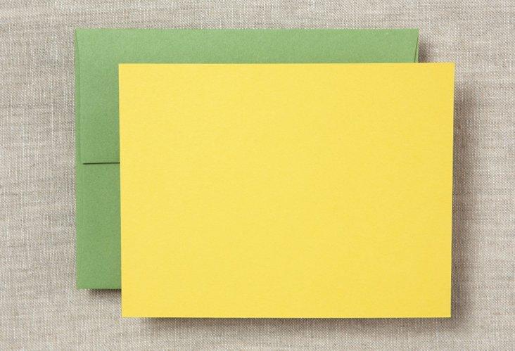 S/20 Note Cards & Envelopes, Daisy