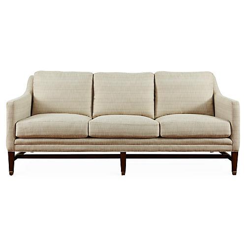 Arden Sofa, Oat