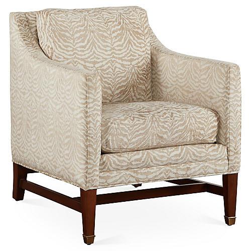 Arden Club Chair, Sand