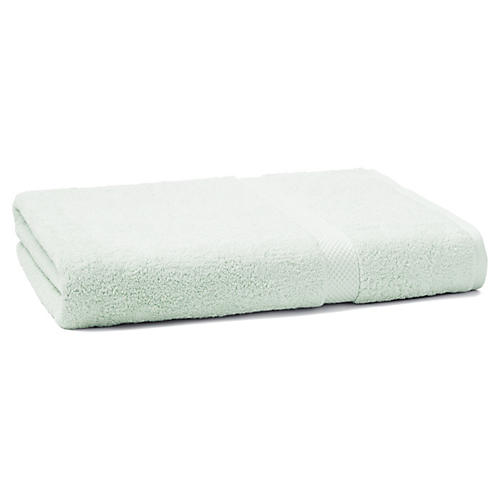 Merano Bath Sheet, Sea Glass