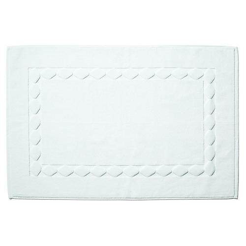 Merano Tub Mat, Sea Glass