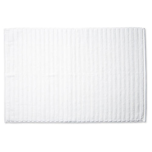 Alessio Tub Mat, White