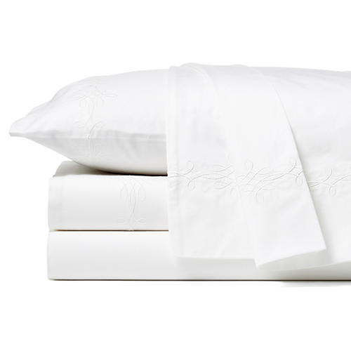 Bernini Sheet Set, White
