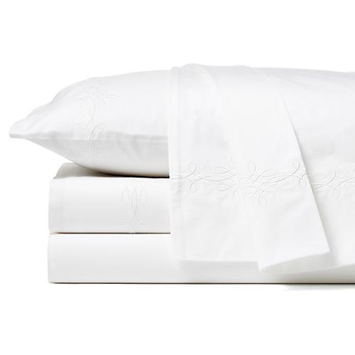 Bernini Sheet Set, White
