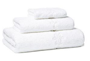 Bernini 3-Pc Towel Set, White