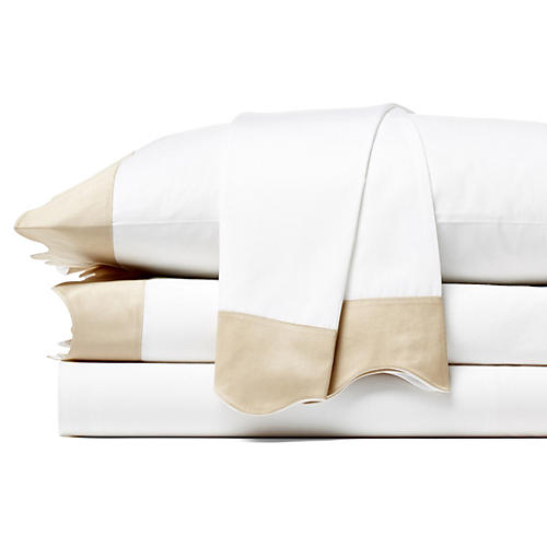 Katarina Sheet Set, Champagne