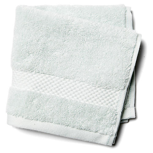 Guesthouse Washcloths, Sea Glass