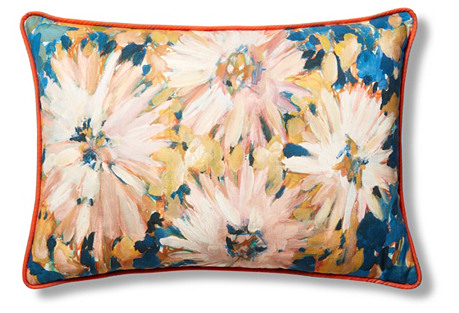 Pia 21x15 Pillow, Multi