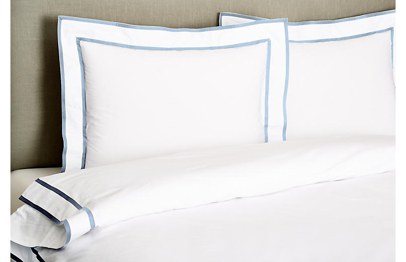 Collana Duvet Set, Light Blue