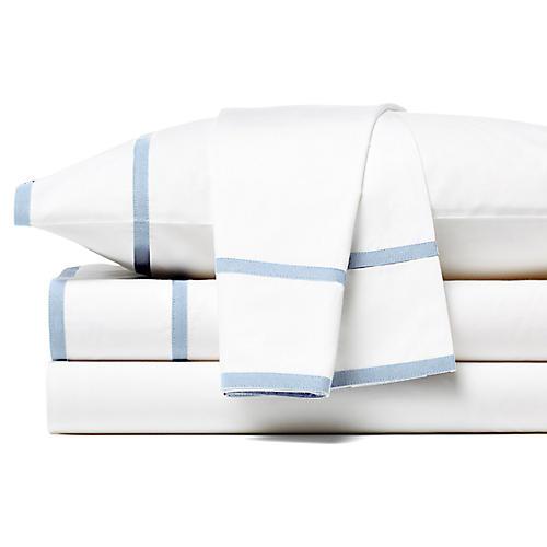 Collana Sheet Set, Light Blue
