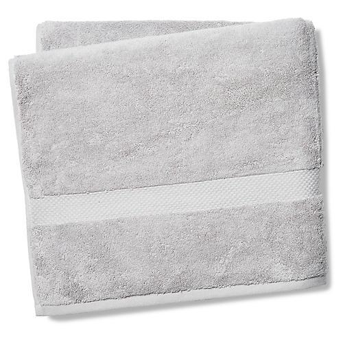 Merano Bath Towel, Smoke