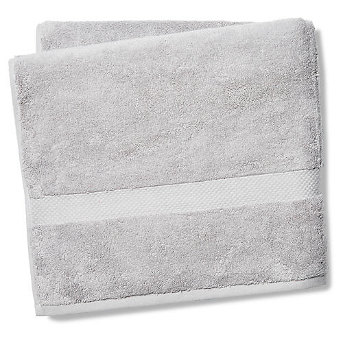 Merano Bath Towel, Smoke