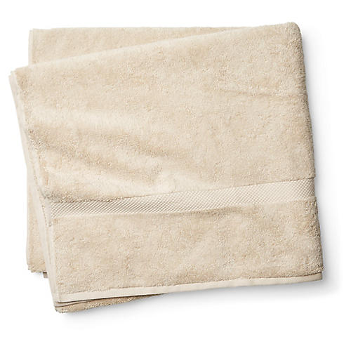 Merano Bath Sheet, Khaki
