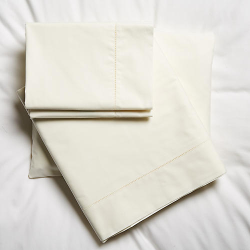 Vittorio Sheet Set, Ivory