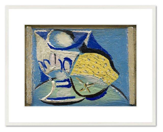 Pablo Picasso, Lemon (Le Citron), 1925