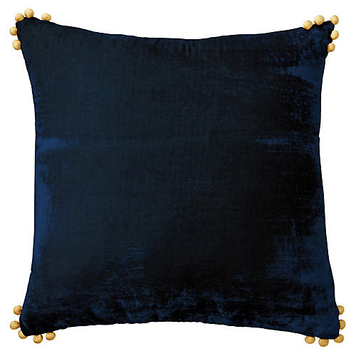 Omni 24x24 Pillow, Blue