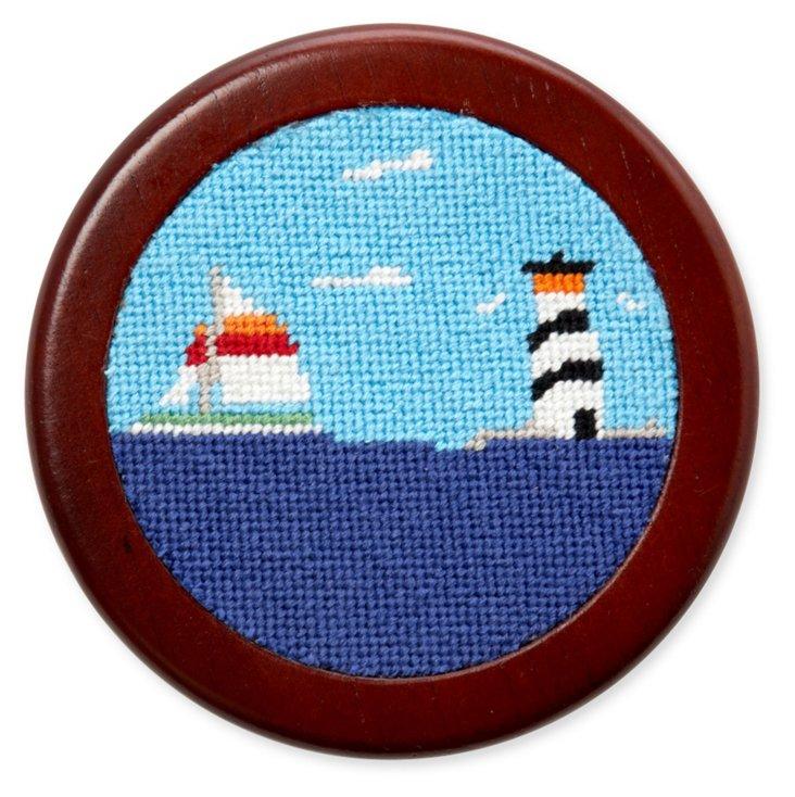 S/4 Sailing Scene Coasters