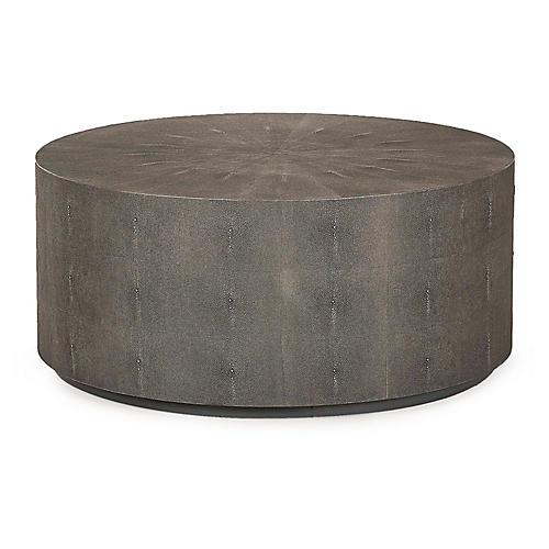 Braden Coffee Table, Charcoal