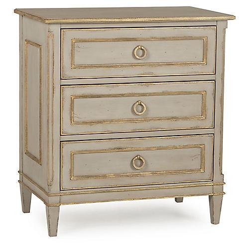 Melrose Dresser, Gray