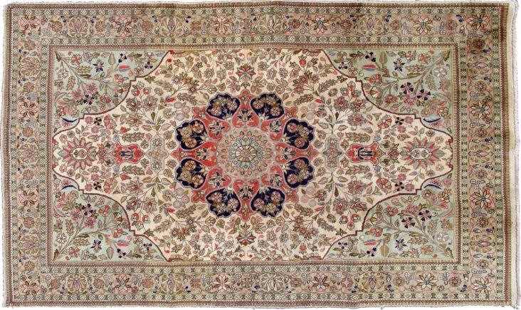 """Persian Tabriz, 9'7"""" x 5'8"""""""
