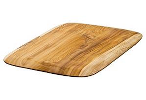 Teakwood Oblong Cutting Board*