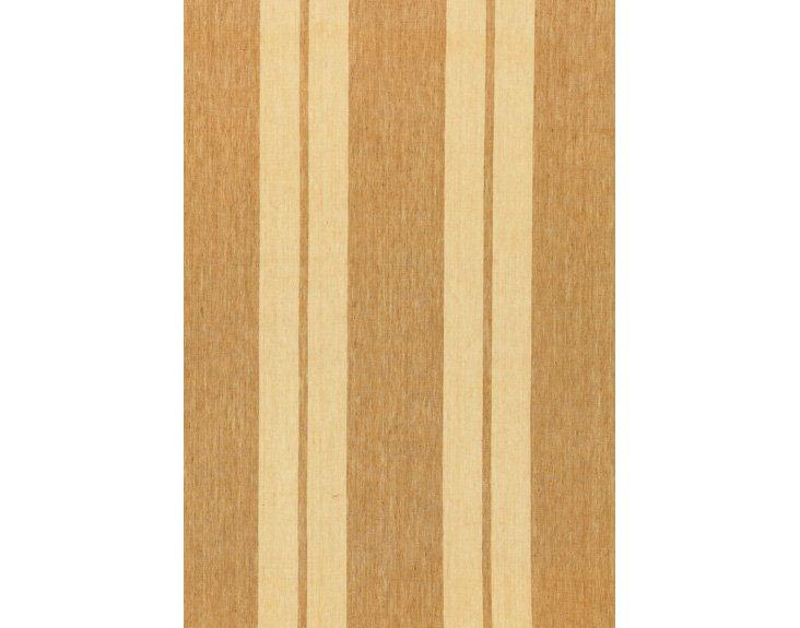 Topsail Linen Fabric, Tan