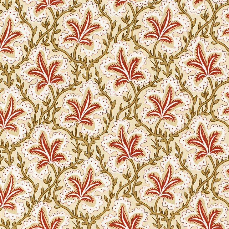 Opio Cotton Fabric, Multi