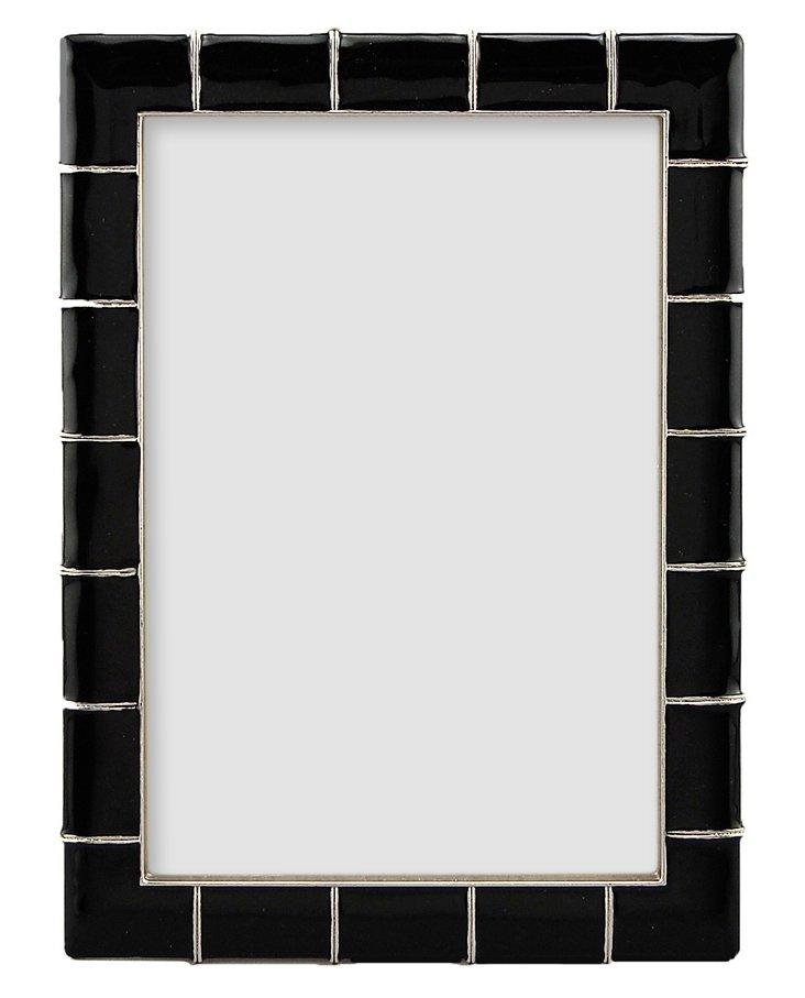 Marlene Frame, 4x6, Black