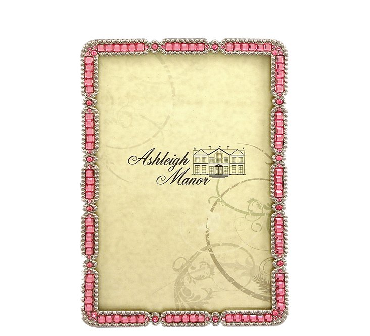 Nina Frame, 4x6, Pink