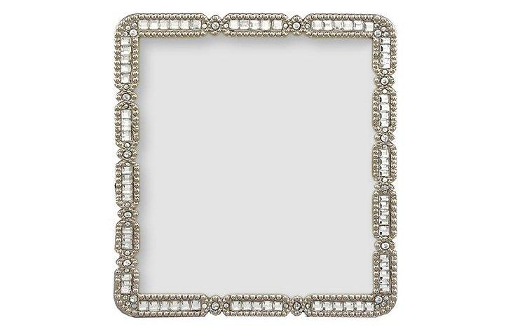 Nina Frame, 3x3, Silver