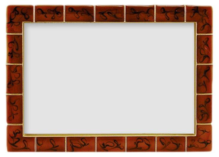 Marlene Frame, 4x6, Tortoise