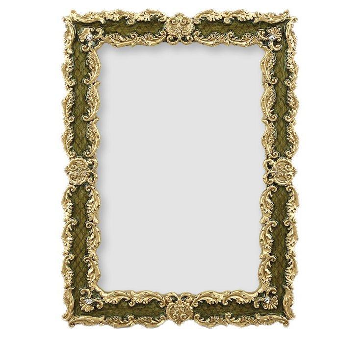 Sophisticate Frame, 5x7, Green