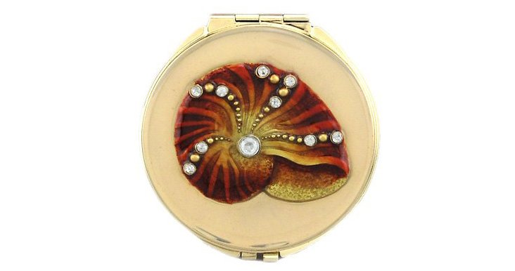 Conch Compact, Brown