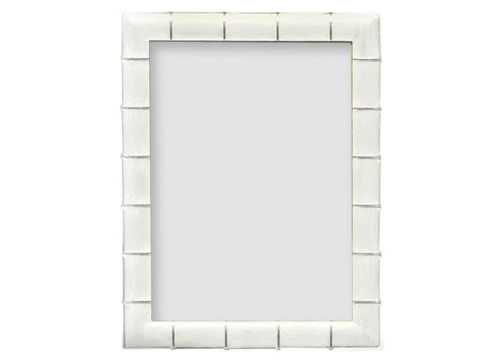 Marlene Frame, White, 5x7