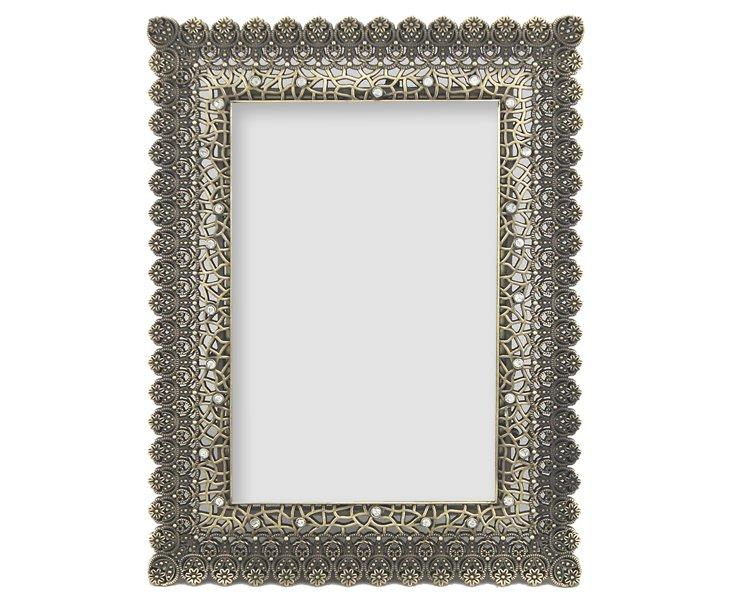 Mecca Frame, Bronze, 4x6