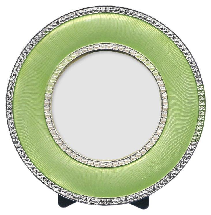 Montmartre Frame, 4x4, Green