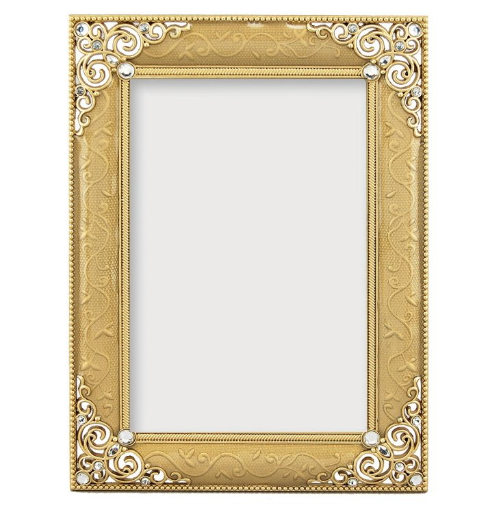 Versailles Frame, 8x10, Gold